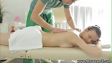 SmutFlix.net - Sensual Massage Ends Hardcore
