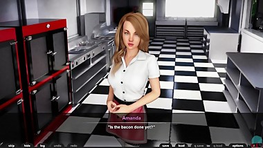 DFD #08 aИ? STEPDAUGHTER FOR DESSERT aИ? PC GAMEPLAY [HD]