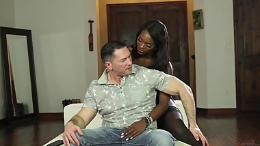 Big Cock Fucking Hot Black Teen