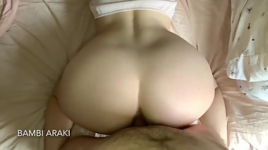 Hot Teen Great Ass Fucked 4K