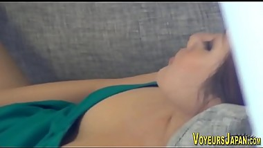 Small tits asian watched