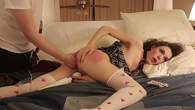Punished Teen (1)(HBallzz)
