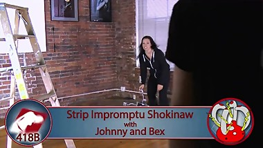 418b-Strip-Impromptu-Shokinaw-With-Johnny-and-Bex-HD