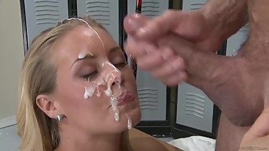Nicole Aniston Cumshot Cumplination HD