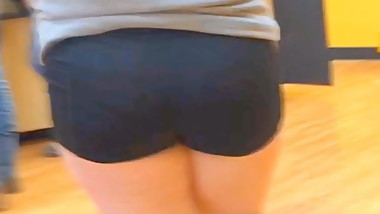 Phat ghetto booty pawg