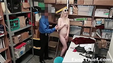 Celebrity Teen Fucked And Detained By Guard