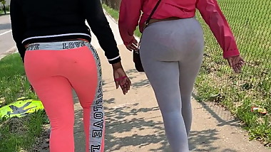 SHORTY GOT AZZ THIN SEE THOUGH SWEATS