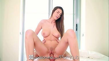 HD Passion-HD - Sensual Hotel sex with gorgeous Connie Carter