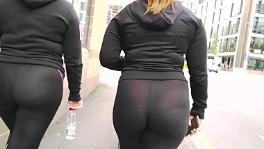 See Through Leggings 9