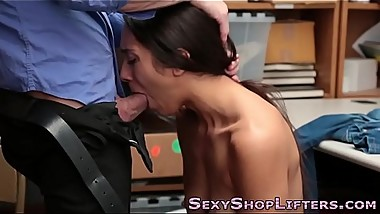 Naughty amateur sucks