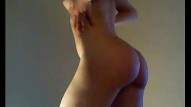 My Nice Wife Doing a Striptease 2