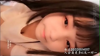 Chinese cute girl show  her body . please cum in her mouth . link FullHD : http://bit.ly/2XRAKP7