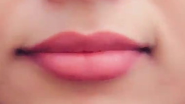 Desi Cute Lips